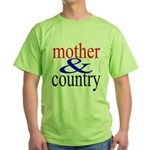 365.mother& country Green T-Shirt