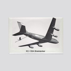 KC-135 Stratotanker Rectangle Magnet
