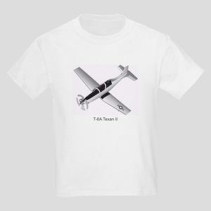 T-6A Texan II Kids Light T-Shirt