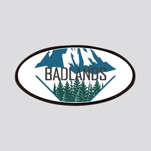 Badlands - South Dakota Patch