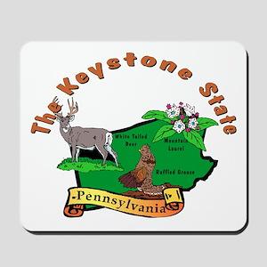 """Pennsylvania Pride"" Mousepad"