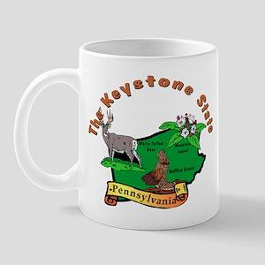 """Pennsylvania Pride"" Mug"