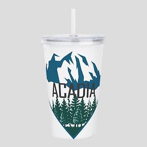 Acadia - Maine Acrylic Double-wall Tumbler