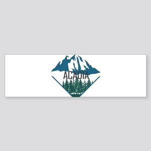 Acadia - Maine Bumper Sticker