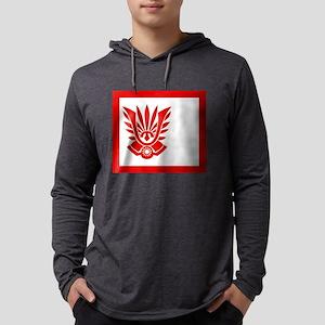 Tatenokai Flag - Yukio Mishima Long Sleeve T-Shirt
