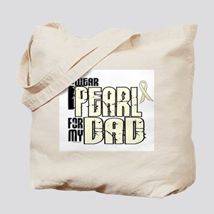 I Wear Pearl For My Dad 6 Tote Bag