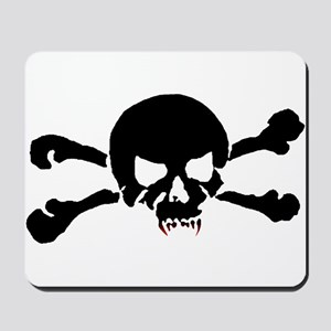 Skull of the Undead Mousepad