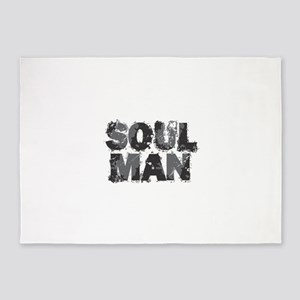 Soul Man 5'x7'Area Rug