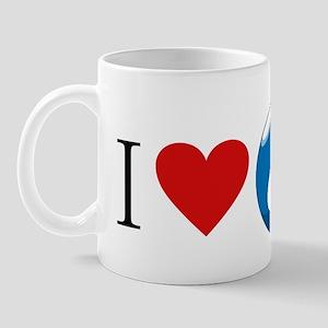 I Heart Drupal Mug