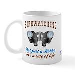 Birdwatching Way of Life Mug