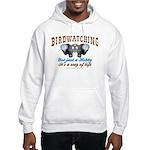 Birdwatching Way of Life Hooded Sweatshirt