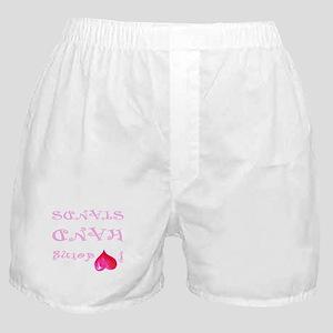 I heart handstands Boxer Shorts