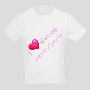 cartwheels Kids Light T-Shirt