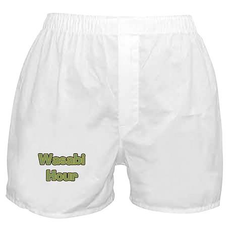 Wasabi Hour Boxer Shorts