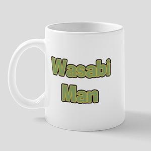 Wasabi Man Mug