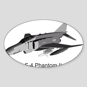 F-4 Phantom II Oval Sticker