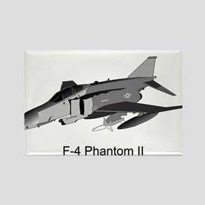 F-4 Phantom II Rectangle Magnet
