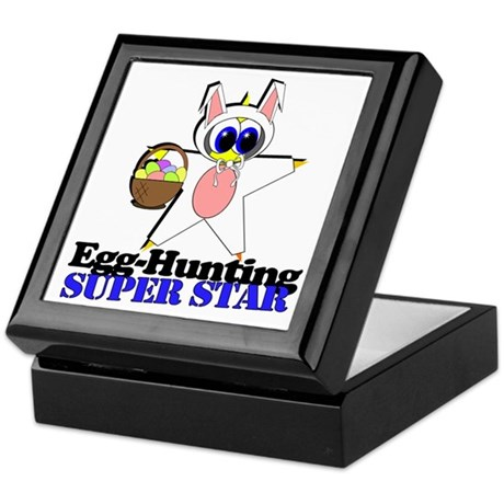 Easter Super Star Keepsake Box