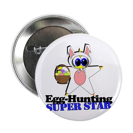 """Easter Super Star 2.25"""" Button (100 pack)"""