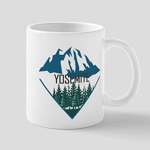 Yosemite - California Mugs