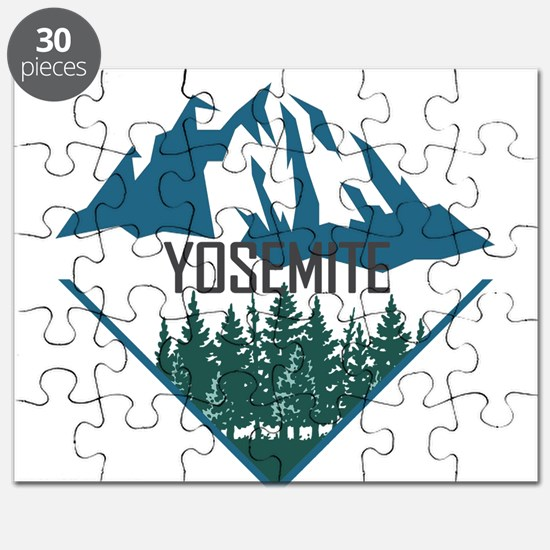 Yosemite - California Puzzle