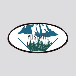 Yosemite - California Patch