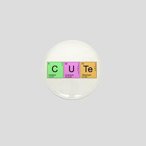 Cute Periodic Mini Button