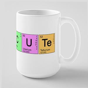 Cute Periodic Large Mug
