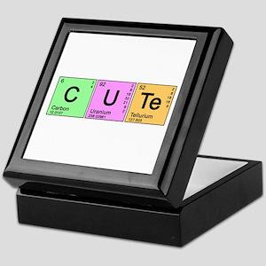 Cute Periodic Keepsake Box