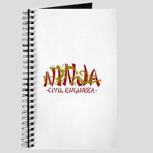 Dragon Ninja Civil Engineer Journal