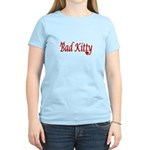 Bad kitty Women's Light T-Shirt
