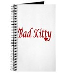 Bad kitty Journal