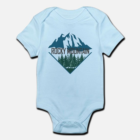 Rocky Mountain - Colorado Body Suit