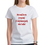 Female mind Women's T-Shirt
