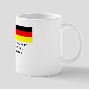 Speak German-Mug