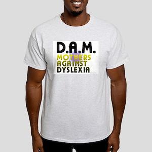 DAM Ash Grey T-Shirt