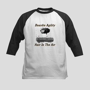 Beardie Agility-Hair in the Air Kids Jersey