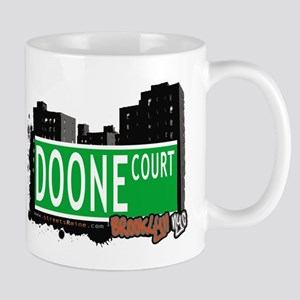 DOONE COURT, BROOKLYN, NYC Mug