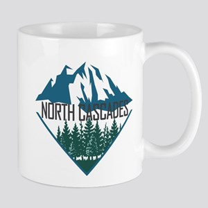 North Cascades - Washington Mugs