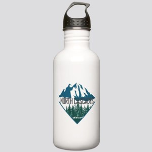 North Cascades - Washi Stainless Water Bottle 1.0L