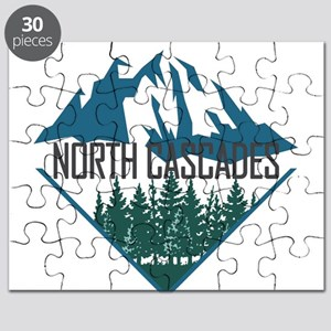 North Cascades - Washington Puzzle
