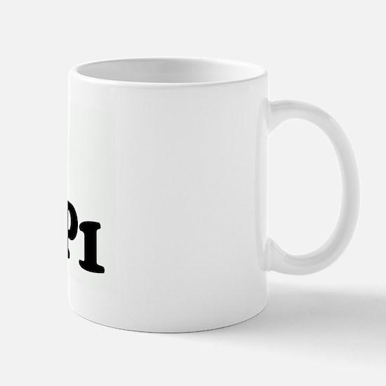 I Love MY AP1 Mug