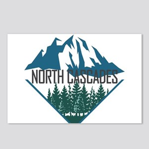 North Cascades - Washingt Postcards (Package of 8)
