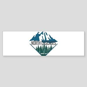North Cascades - Washington Bumper Sticker