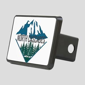 North Cascades - Washingto Rectangular Hitch Cover