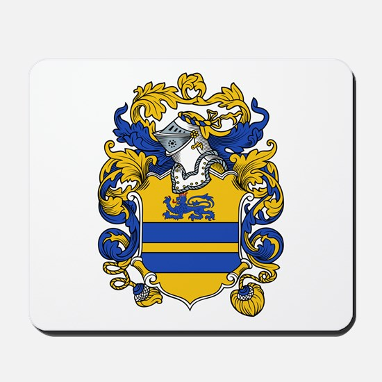 Gregory Family Crest Mousepad