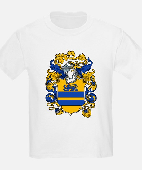 Gregory Family Crest Kids T-Shirt