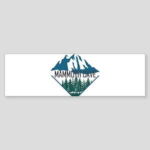 Mammoth Cave - Kentucky Bumper Sticker