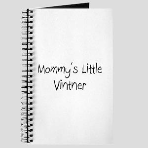 Mommy's Little Vintner Journal