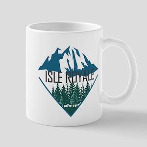 Isle Royale - Michigan Mugs